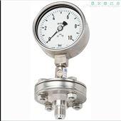 DSS10MVIKA符合EN837-1的压力表组装隔膜密封