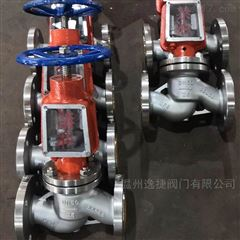 JY41W-16P DN125氧气专用截止阀
