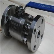 二片式锻钢球阀Q41Y-150LB