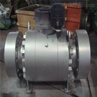 大口径锻钢球阀Q47N-300LB 10