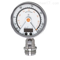 PG2793德国易福门IFM带模拟显示屏压力计