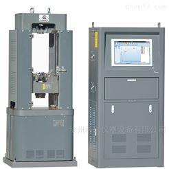 WAW-100B型电液伺服万能材料试验机
