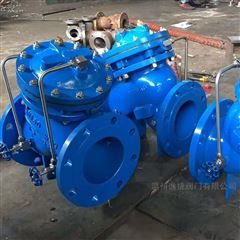 JD745X-16C DN80多功能隔膜式水泵控制阀