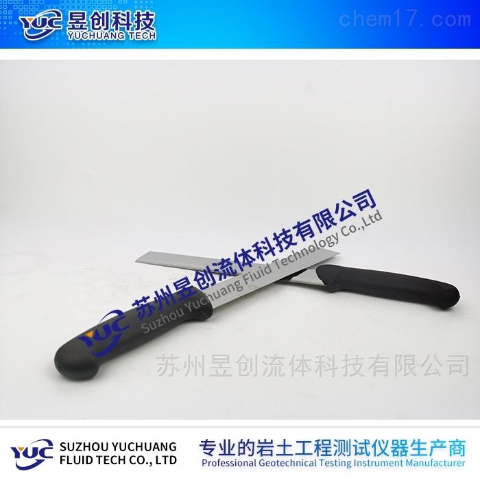 切土刀、调土刀、钢丝锯、刮土刀