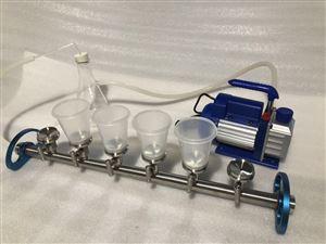 四联一体化薄膜过滤器