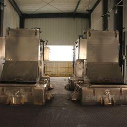 合肥信远四川广元粉剂散剂预混剂全自动生产线