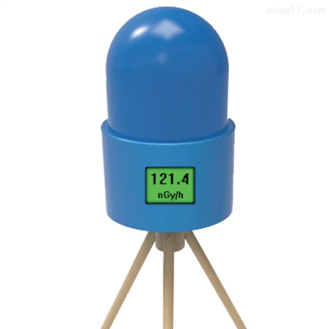 高气压电离室γ辐射监测仪