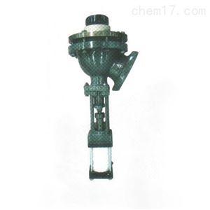 搪瓷上展式放料阀HG5-16-79