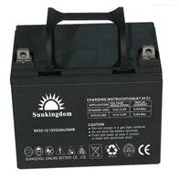 12V33AH阳光金顿蓄电池SK33-12全新报价