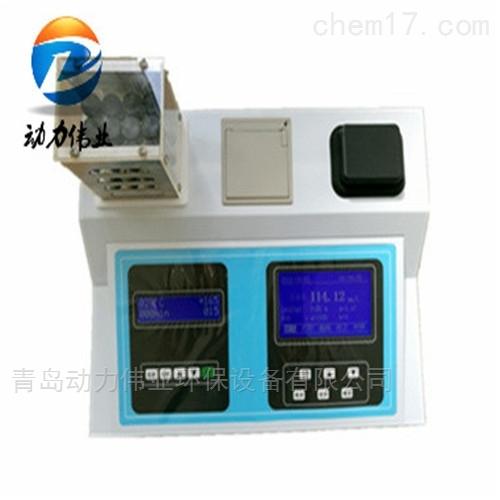 四合一水质多参数检测仪COD如何使用