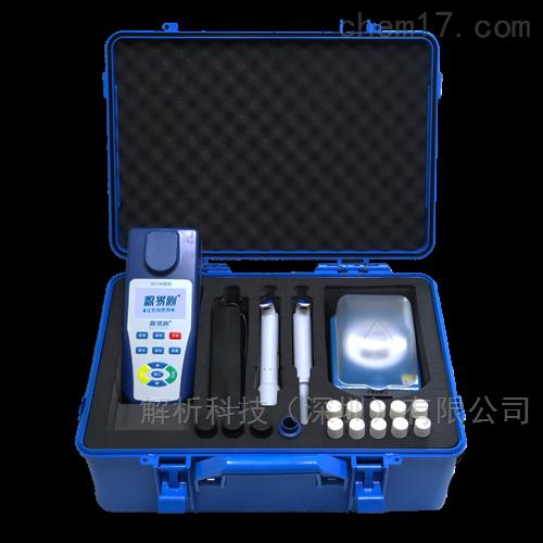 COD氨氮总磷浊度检测仪