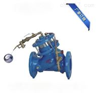 隔膜式遥控浮球阀F745X质量保障