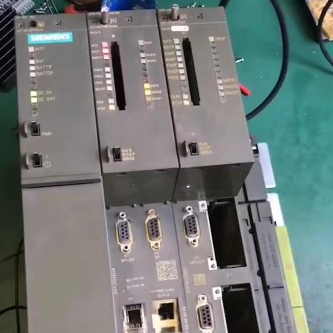 西门子CPU开机指示灯不亮维修服务点