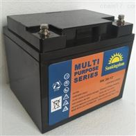 12V38AH阳光金顿蓄电池SK38-12技术应用