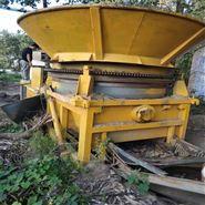 二手圆盘式树根破碎机回收