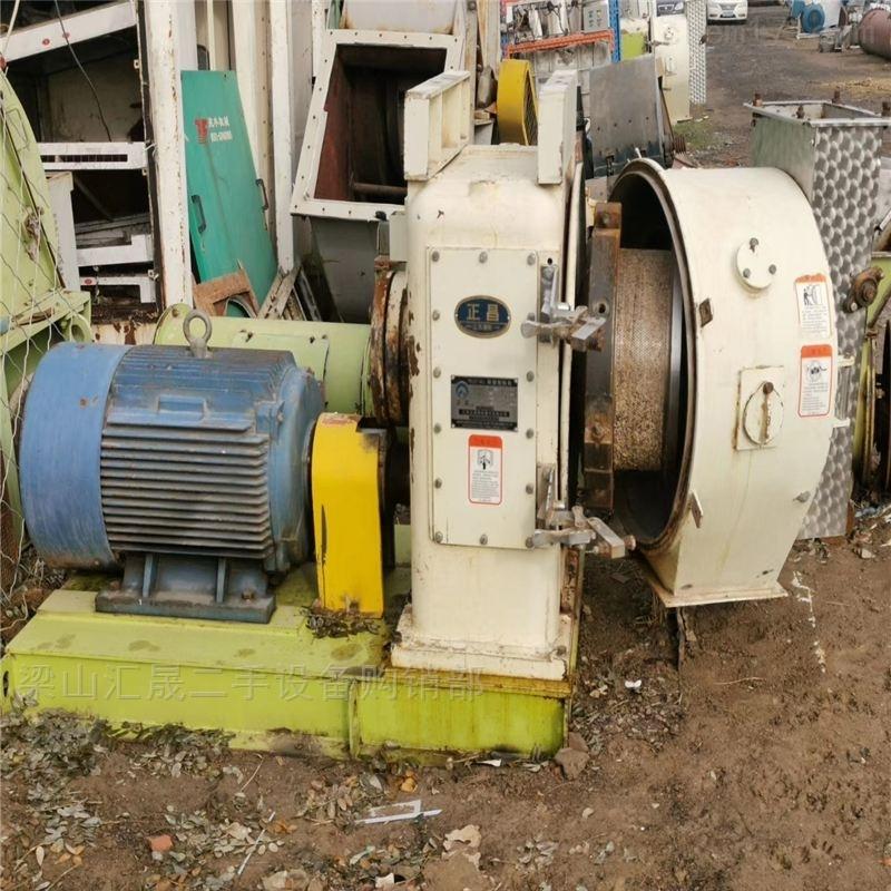 二手单轴螺带混合机回收