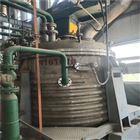 二手不銹鋼外盤管反應釜