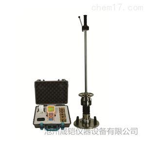 动态变形模量测试试验仪(手持落锤弯沉仪)