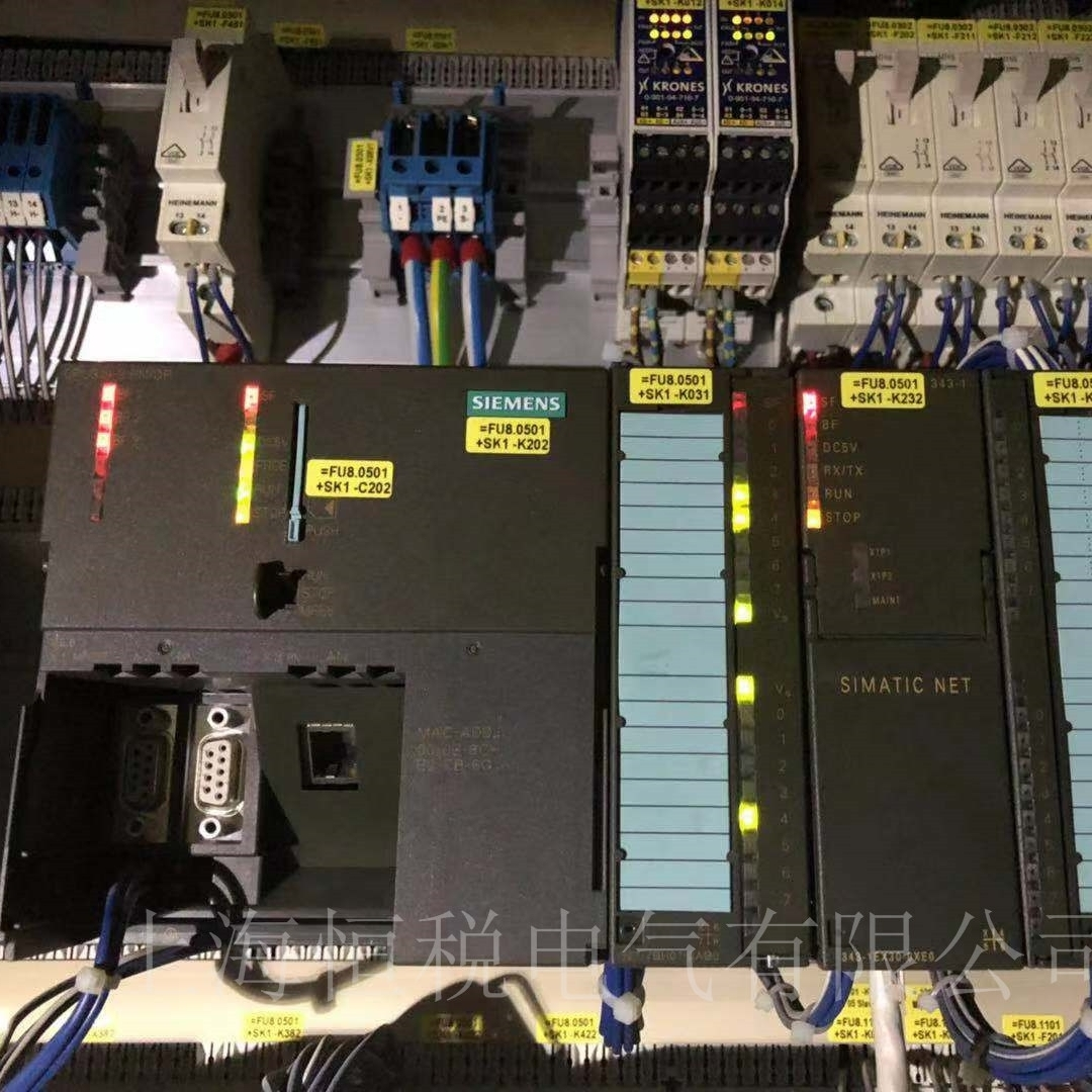 西门子CPU控制器维修