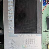 西门子触摸屏TP1500触摸无反应坏维修