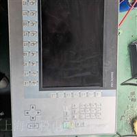 西门子触摸屏TP1500开机黑屏/开机白屏维修