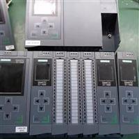 西门子中央控制器PLC1518上电不亮修复解决