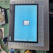 SIEMENS售后维修西门子触摸屏通电启动没反应维修解决方法