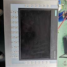 SIEMENS维修中心西门子显示屏开机进不去系统界面故障修复