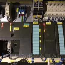 S7-300修复厂家西门子PLC317开机所有灯全都不亮维修电话