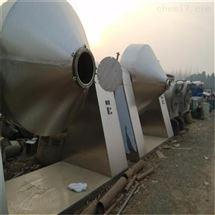 高价回收搪瓷和不锈钢双锥真空干燥机