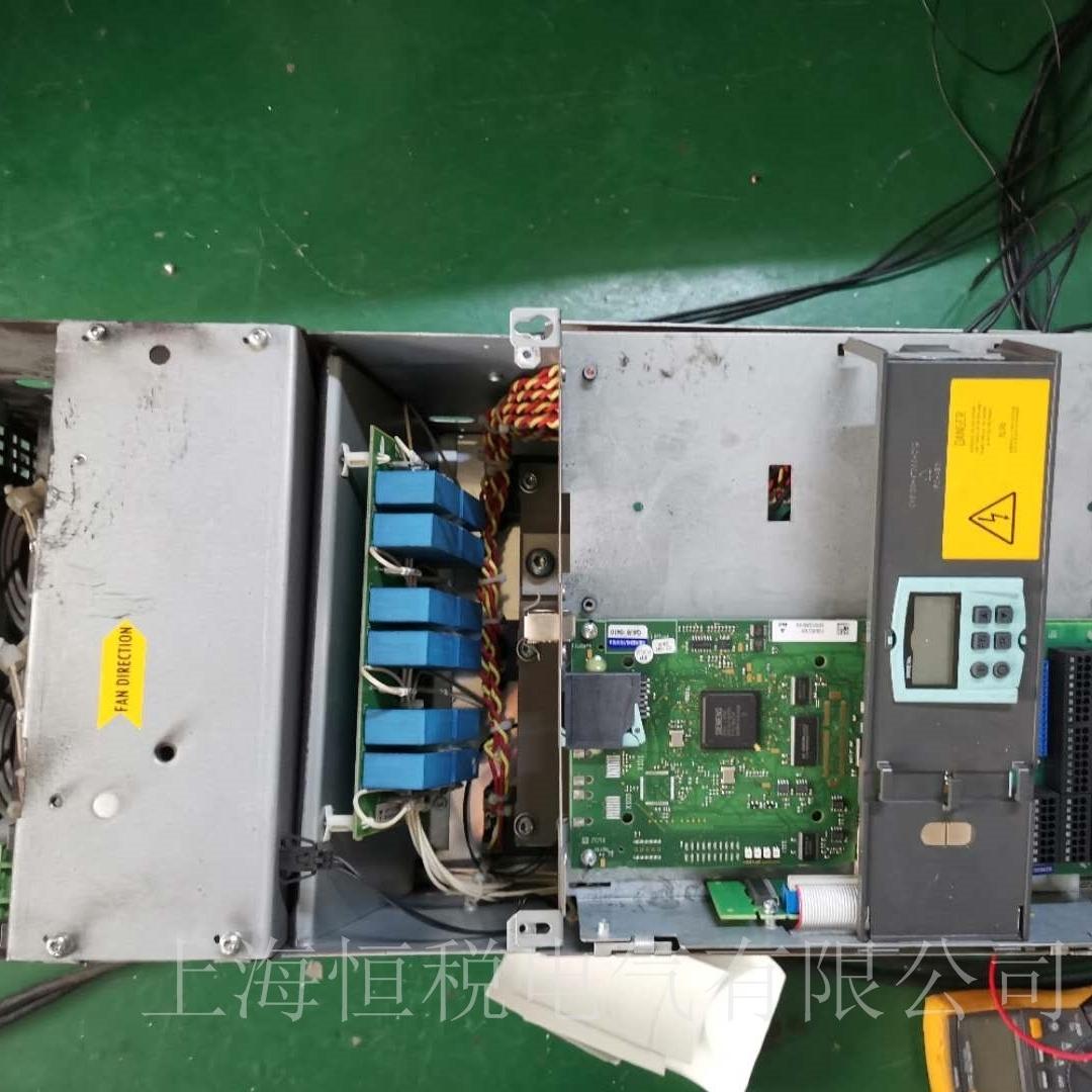 西门子6RA80开机报警F60095修复率较高