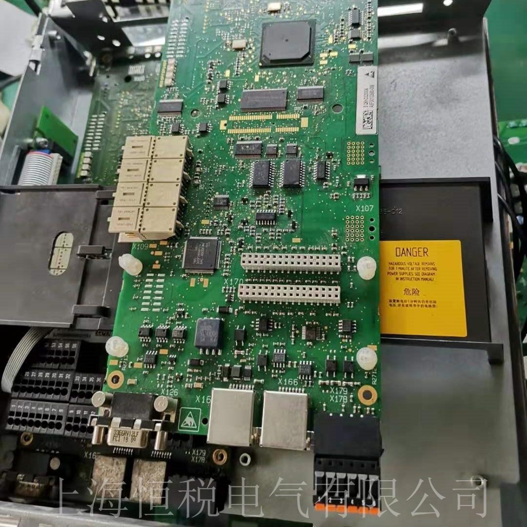 西门子6RA80上电启动烧保险故障原因