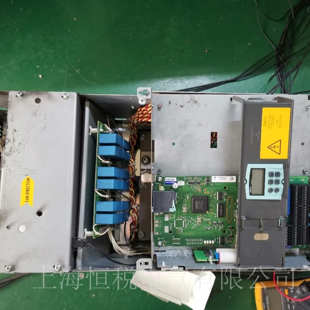西门子调速器6RA8093显示F60093解决方法