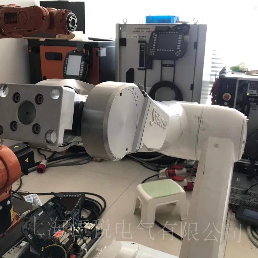 ABB喷涂机器人主机开机指示灯不亮检测中心