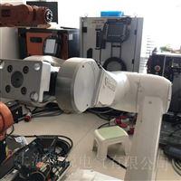 ABB喷涂机器人主机开机不闪灯故障原因分析