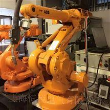ABB修好可测ABB喷涂机器人开机主机不启动故障修复厂家
