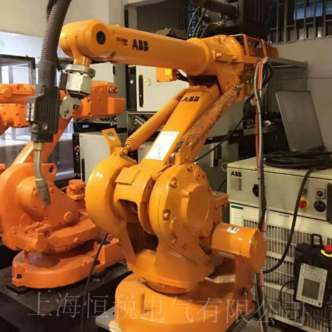 ABB机器人IRC5示教器上电启动无反应修复