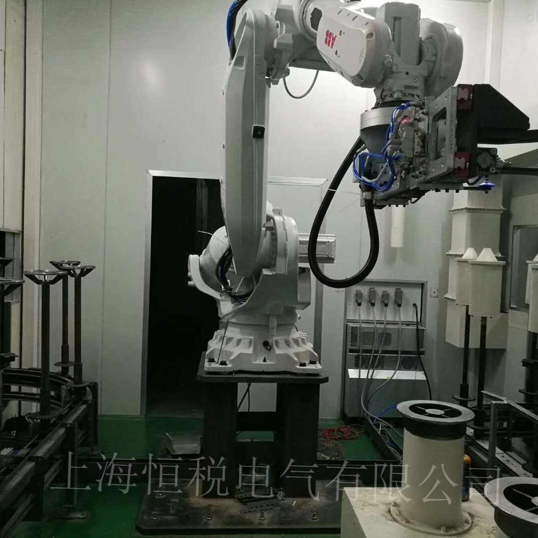 ABB机器人IRC5示教器使用过程中死机/卡机