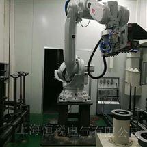 ABB当天修好ABB机器人IRC5示教器玻璃破损维修更换
