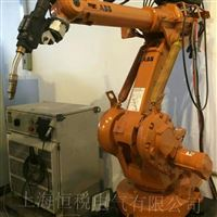 ABB机器人操作手柄通电不显示故障原因分析