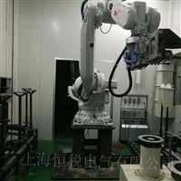 ABB机器人操作手柄显示花屏/闪屏解决方法