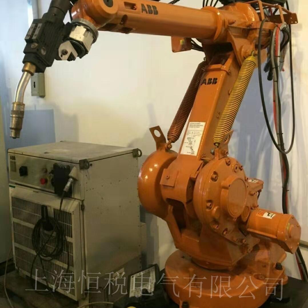 ABB机器人操作手柄开机自动重启解决方法