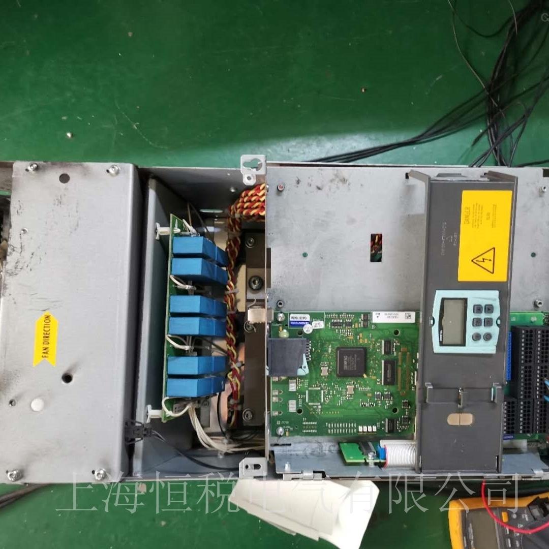 西门子调速器6RA8091报警F60052维修专家