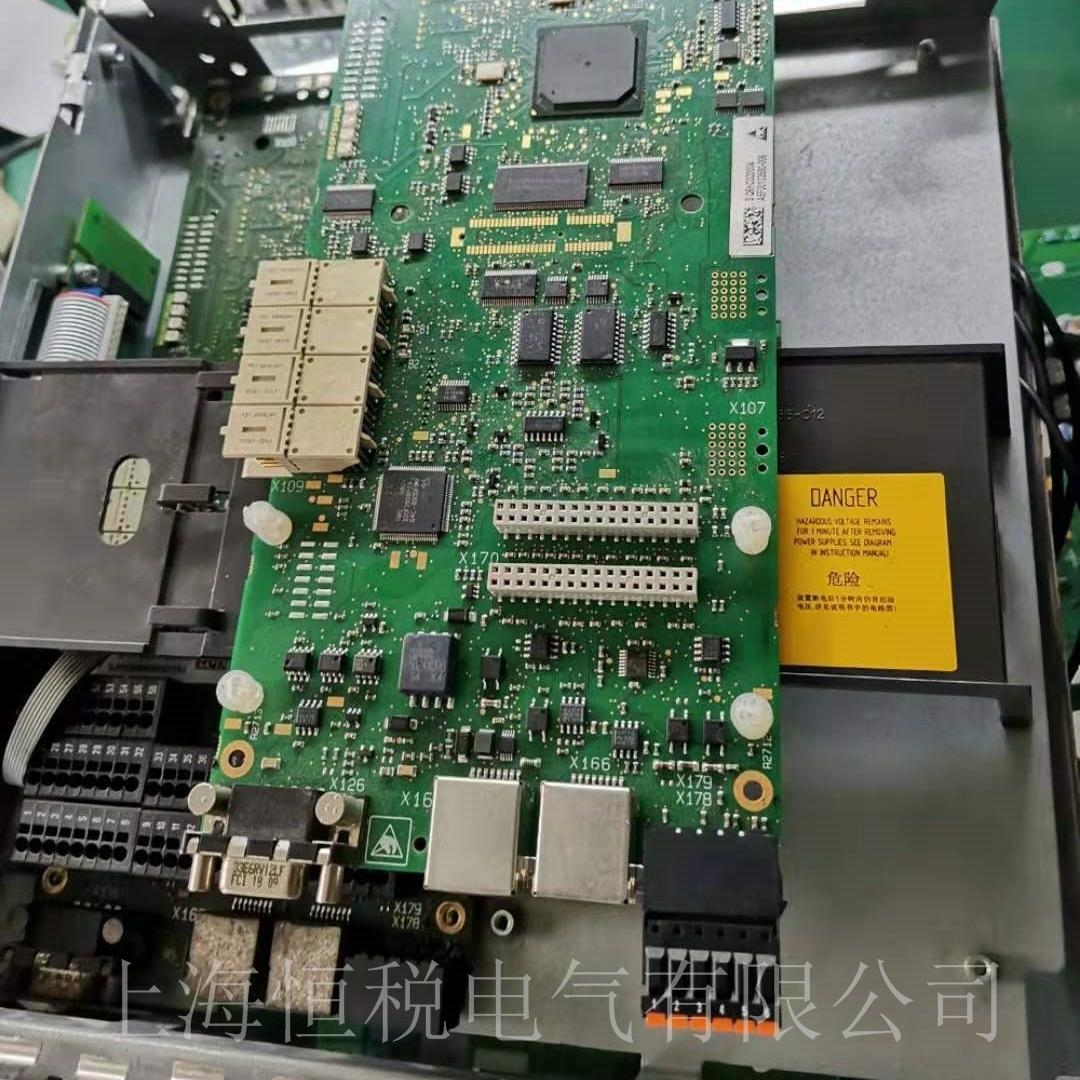 西门子6RA8085调速器显示F60105维修技巧