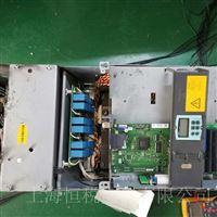 西门子直流控制器开机报警F60007维修电话