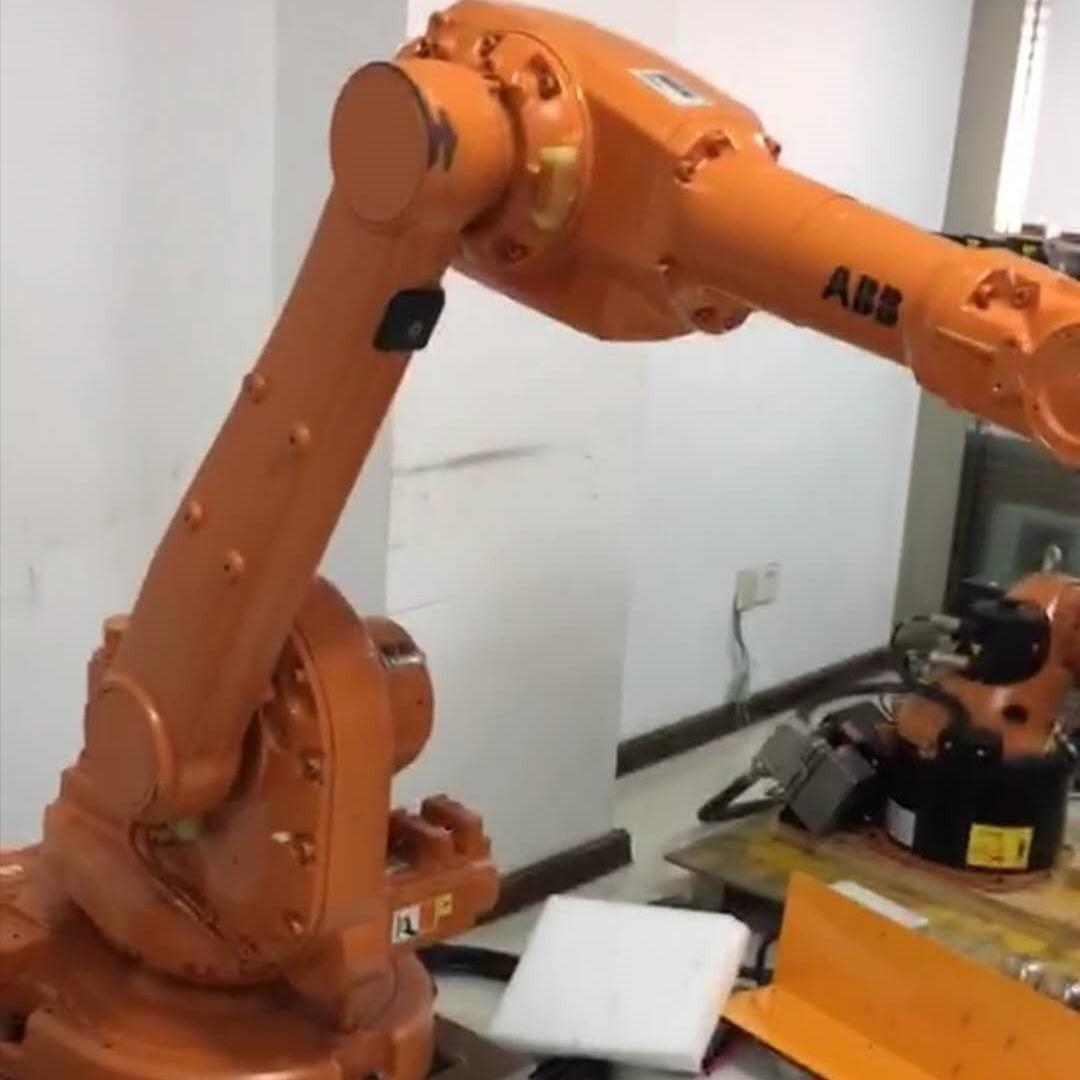 ABB机器人报警输入电源的相位缺失修复方法