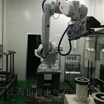 ABB上门维修ABB喷涂机器人示教器开机进不去系统修复