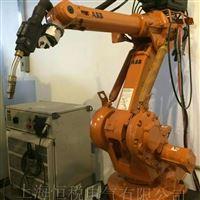 ABB喷涂机器人喷漆时厚度不一样修理解决