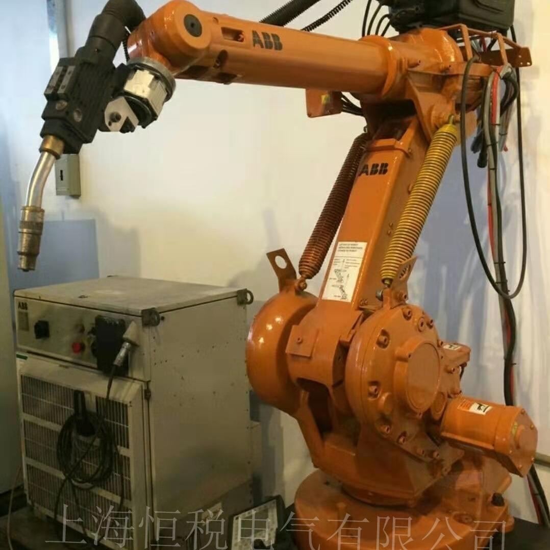 ABB机器人开机无法正常启动故障修理方法