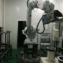 ABB修好可测ABB机器人示教器报警输入电源缺失当天修好